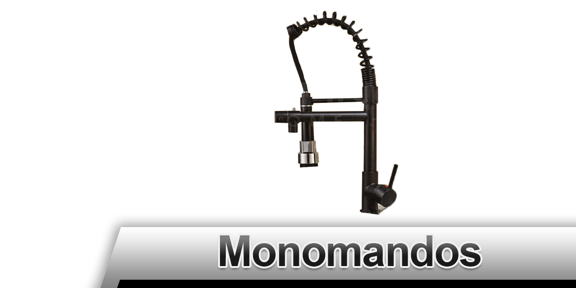 MONOMANDOS BLANCOS