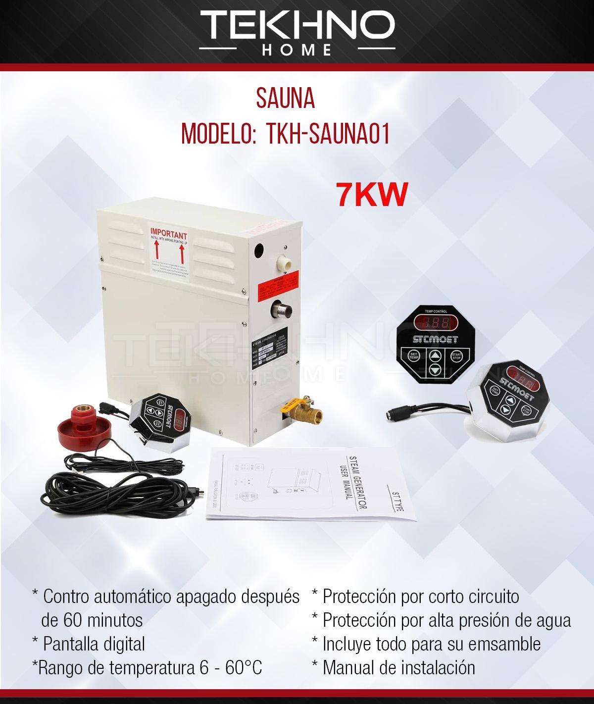 1 Sauna TK-SAUNA01